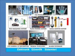 Kamera ve Kent Güvenlik Yönetim(MOBESE) Sistemleri